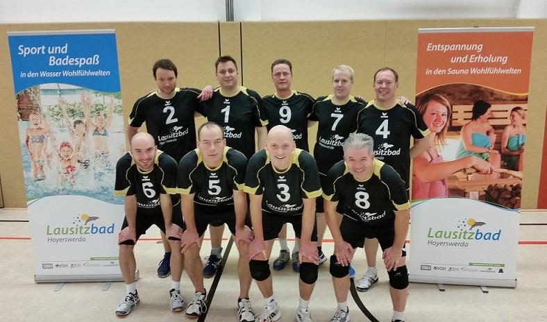 2. Mannschaft Herren SV Kaupa Neuwiese